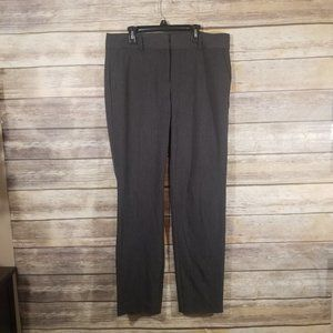 Michael Kors Flat Front Career Trousers